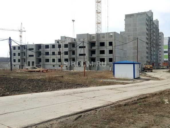 Фото ЧИСТАЯ СЛОБОДА, дом 17, Ход строительства май 2018