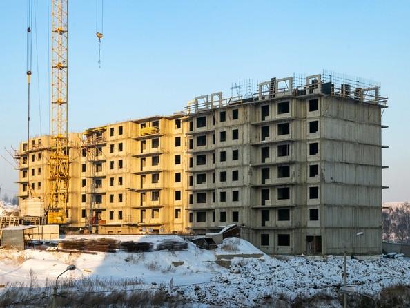 Ход строительства 11 декабря 2018