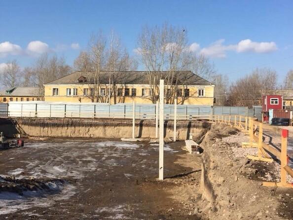 Фото Abrikos (Абрикос), Ход строительства март 2019