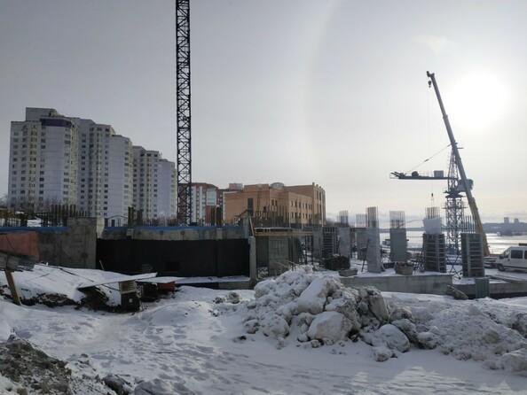 Фото Жилой комплекс ГРАНИТ, Ход строительства ноябрь 2018