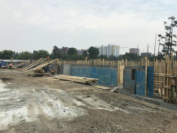 Фото Жилой комплекс СОЛНЕЧНЫЙ БЕРЕГ, б/с 6, 27 июня 2017