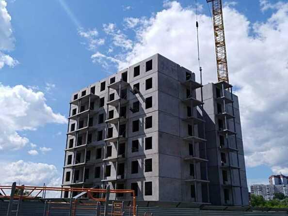 Ход строительства июнь 2021