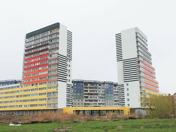 Фото КРЫЛЬЯ, 2 этап, Ход строительства май 2019