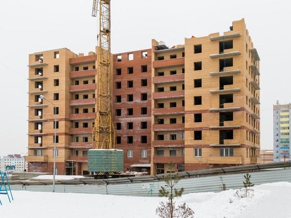 Фото Жилой комплекс Мужества, 12 , Ход строительства 27 декабря 2017