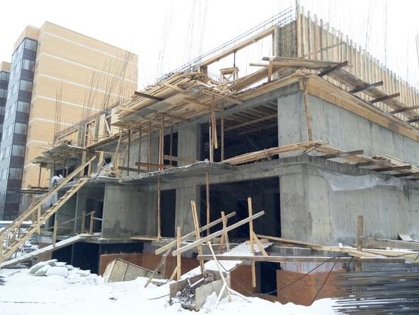 Фото НА НЕВСКОГО, 2 оч, Ход строительства январь 2019