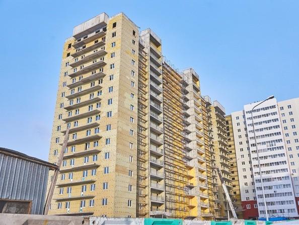 Фото Жилой комплекс НИЖНЯЯ ЛИСИХА-3, б/с 11-13, Ход строительства 10 декабря 2018
