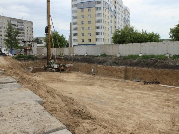 Фото АПЕЛЬСИН, Ход строительства июль 2019