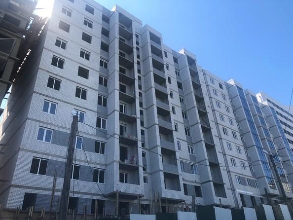 Фото Жилой комплекс ОЧАГ, 2 оч, Ход строительства 17 июля 2019
