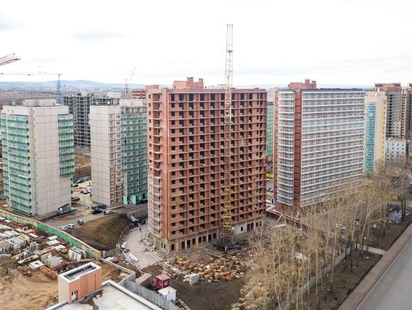 Фото Жилой комплекс ГЛОБУС, дом 8, Ход строительства 7 апреля 2019