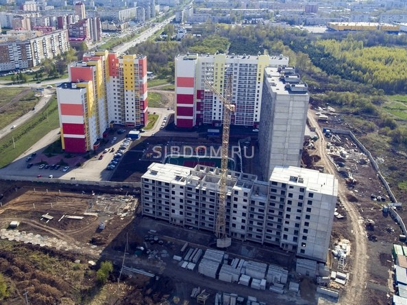 Фото Жилой комплекс ВОСТОЧНЫЙ, 84/2, Ход строительства июнь 2019