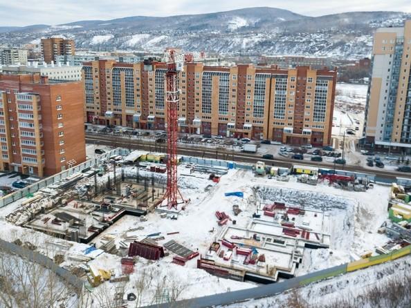 Фото Жилой комплекс НОВЫЙ КЛЕНОВЫЙ , Ход строительства декабрь 2018