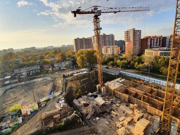 Ход строительства 30 сентября 2020