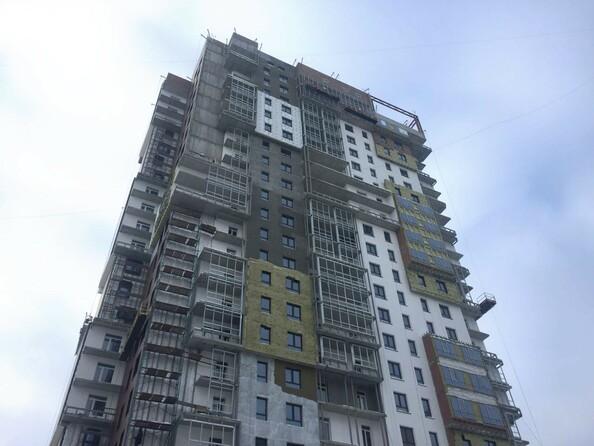 Фото Жилой комплекс КЛАРУС-ПАРК, Январь 2018