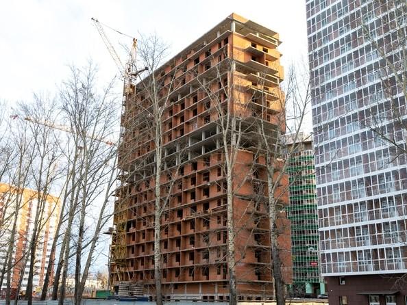 Фото ГЛОБУС, дом 8, Ход строительства 25 февраля 2019