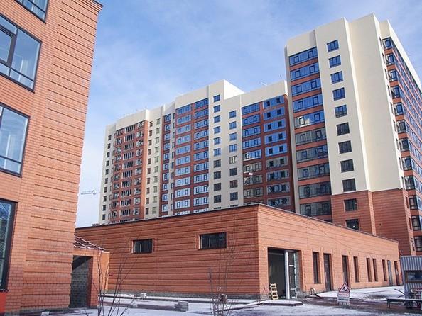 Фото Жилой комплекс ДВЕ ЭПОХИ, корпус 3, Ход строительства ноябрь 2018