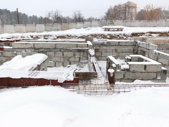 Фото Жилой комплекс ПАРКОВЫЙ, Б/С 3, Ход строительства декабрь 2018