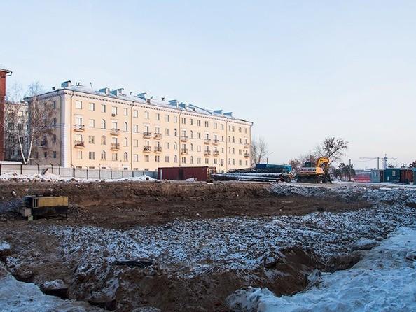 Фото Жилой комплекс ГУДИМОВ, Ход строительства февраль 2019