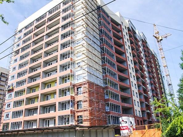 Фото Жилой комплекс ДВЕ ЭПОХИ, корпус 3, Ход строительства сентябрь 2018