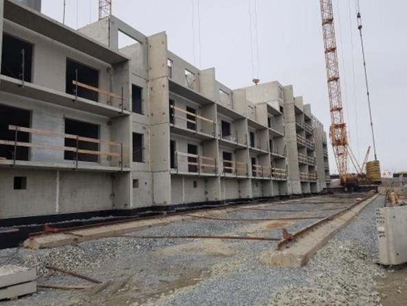 Фото Жилой комплекс ВЕНЕЦИЯ-2, дом 8, Ход строительства апрель 2019