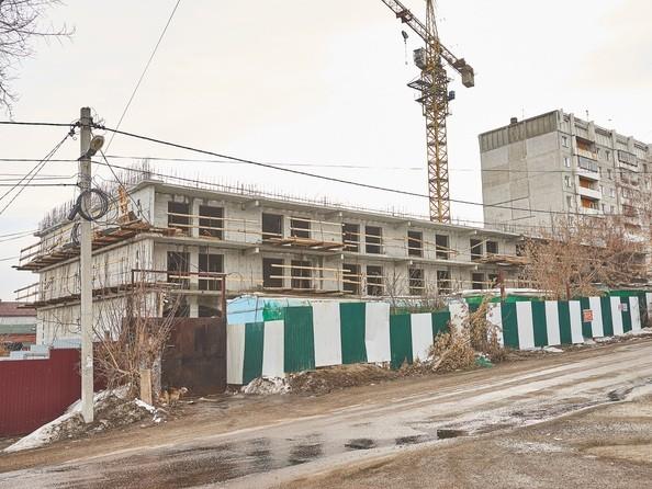 Фото Жилой комплекс «ALMA MATER» (Альма Матер), Ход строительства 28 марта 2018