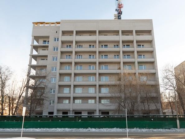 Фото Жилой комплекс ОСТРОВСКОГО, 23, Ход строительства ноябрь 2018