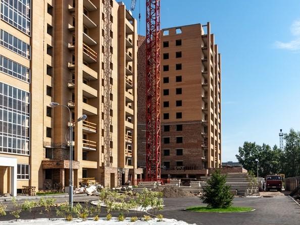 Фото Жилой комплекс ДИНАСТИЯ , 2 этап, Ход строительства 5 августа 2019