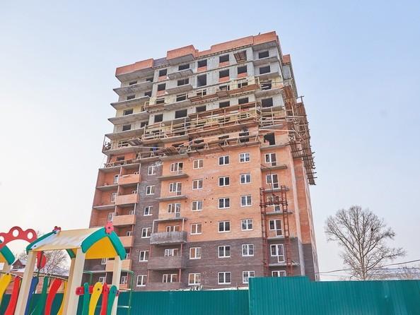 Фото Жилой комплекс ЯКОБИ-ПАРК, 2 оч, б/с 4, Ход строительства 10 декабря 2018