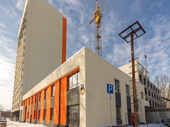 Фото Жилой комплекс КОСМОНАВТЫ, Б/С 2, Ход строительства февраль 2019