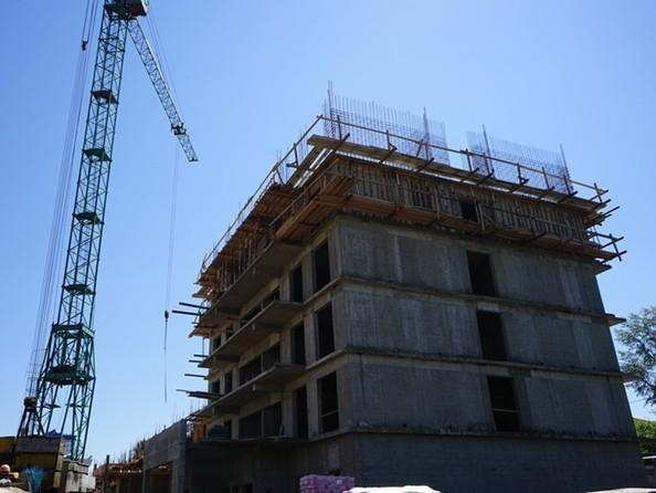 Фото Жилой комплекс ИЗУМРУД, 2 оч, б/с 1, 2, 3, 4, Ход строительства 6 июля 2017