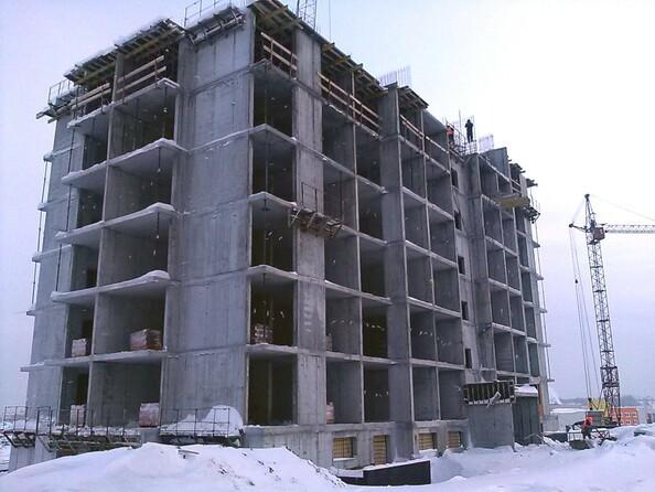 Фото Жилой комплекс СОЛНЕЧНЫЙ БУЛЬВАР, дом 18, корпус 2, Ход строительства декабрь 2018