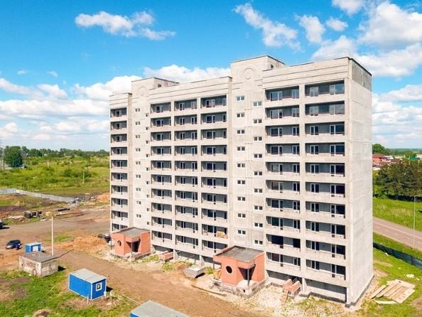 Фото Жилой комплекс ЮНОСТЬ, дом 2, Ход строительства июнь 2019