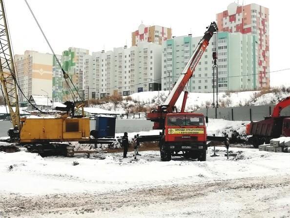 Фото Жилой комплекс КЕМЕРОВО-СИТИ, дом 7б , Ход строительства ноябрь 2018