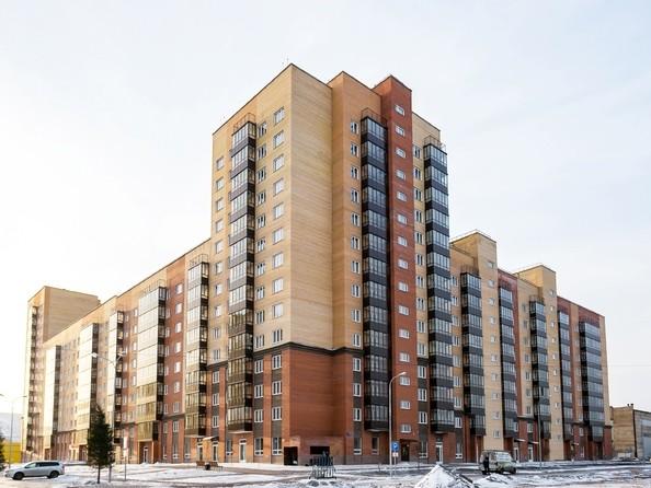 Фото ОБРАЗЦОВО, дом 1, квартал 1, Ход строительства 22 декабря 2018
