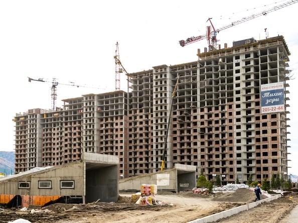 Ход строительства 9 октября 2018