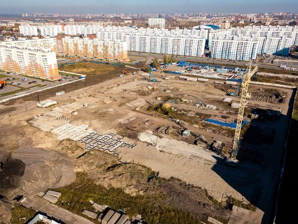 Фото Жилой комплекс ЧИСТАЯ СЛОБОДА, дом 32, Ход строительства 8 октября 2018