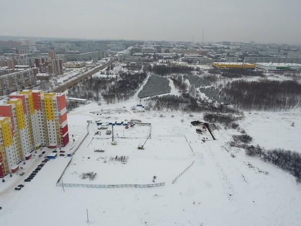 Фото Жилой комплекс ВОСТОЧНЫЙ, дом 85/2, декабрь 2017