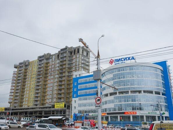 Фото Жилой комплекс НИЖНЯЯ ЛИСИХА-4, 1-3 б/с , Ход строительства 11 ноября 2017