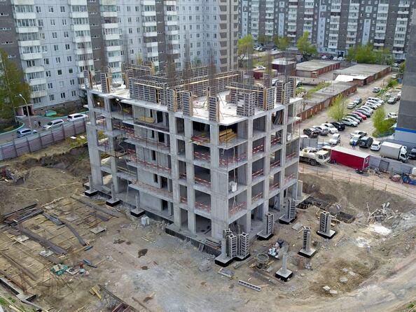 Фото Жилой комплекс FUSION (Фьюжн), Ход строительства 20 мая 2019