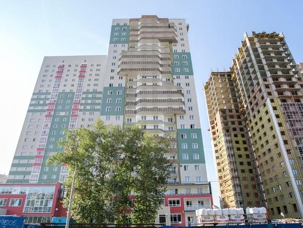 Ход строительства 28 августа 2018