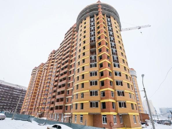 Фото Жилой комплекс РАДУЖНЫЙ, дом 3, Ход строительства 5 декабря 2017