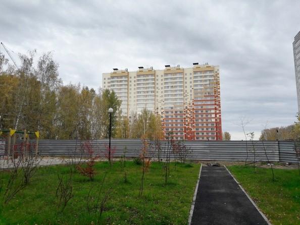 Фото Жилой комплекс РАДОНЕЖСКИЙ, КПД-11, октябрь 2018