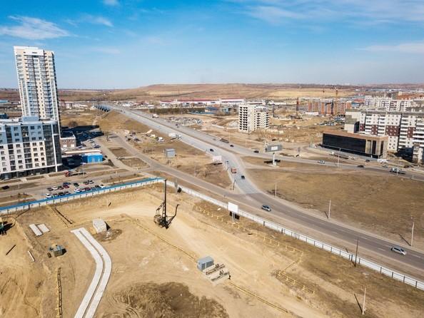 Фото Жилой комплекс ПРЕОБРАЖЕНСКИЙ, дом 22, этап 2, Ход строительства 14 апреля 2019