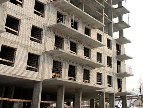 Ход строительства 21 января 2021