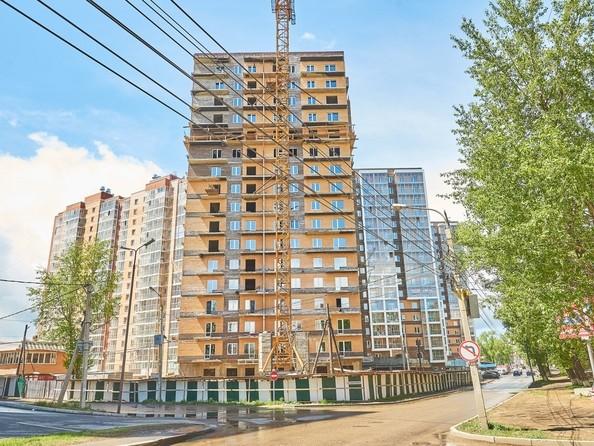 Фото Жилой комплекс КВАРТАЛ, 2 оч, б/с 3, Ход строительства 30 мая 2018