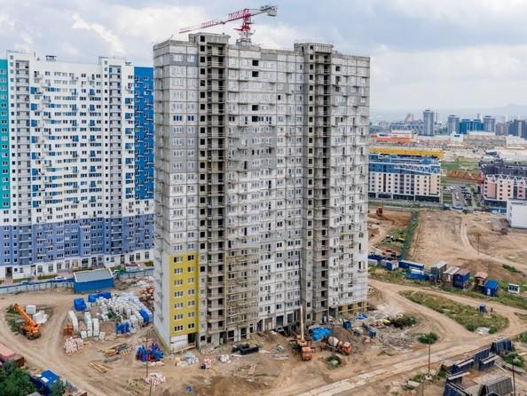 Ход строительства 12 августа 2019
