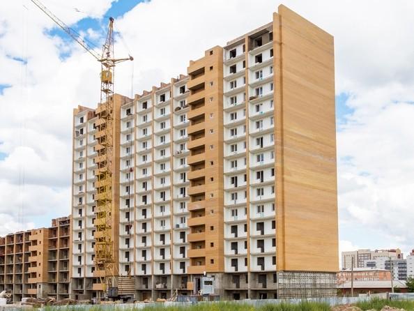 Фото Жилой комплекс ЗАПАДНЫЙ, дом 1, 3 этап, 27 августа 2017