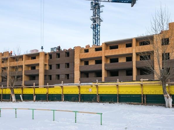 Фото Жилой комплекс ХОРОШЕЕ МЕСТО, Ход строительства 11 декабря 2018