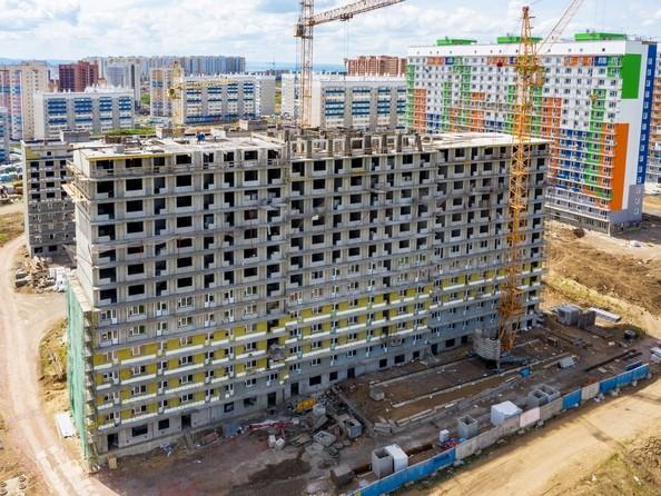 Ход строительства 11 июня 2019