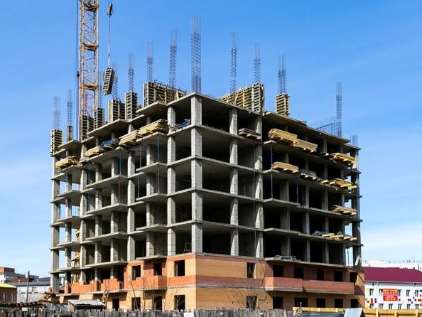 Ход строительства 7 апреля 2019