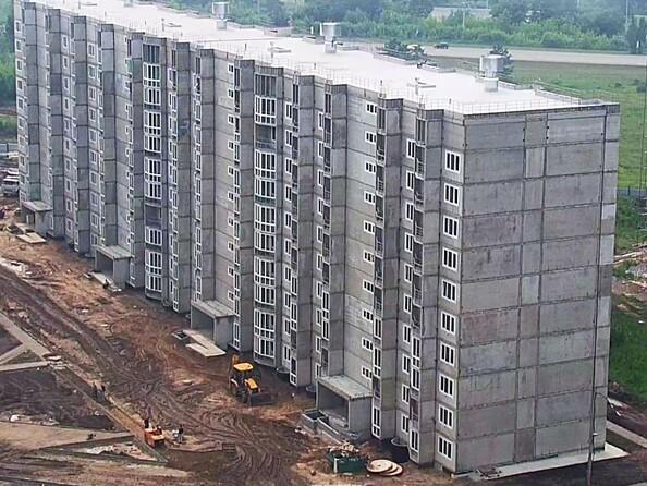 Фото Жилой комплекс ВРЕМЕНА ГОДА, дом 110, Ход строительства июль 2019